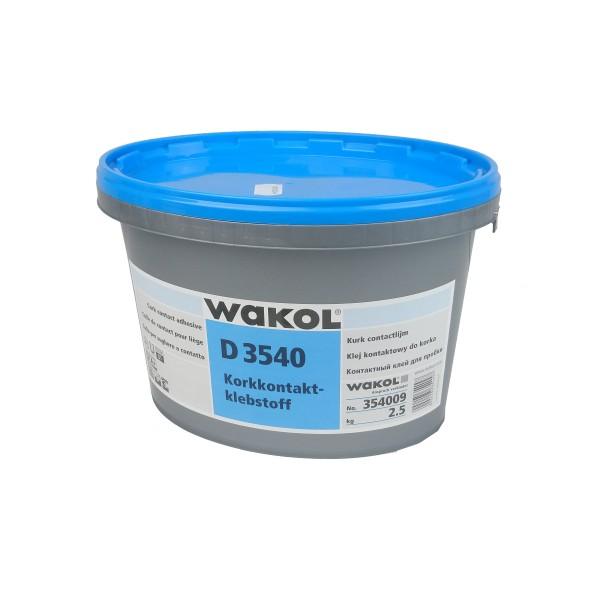 Korkkleber Wakol D 3540 Korkkontaktklebstoff
