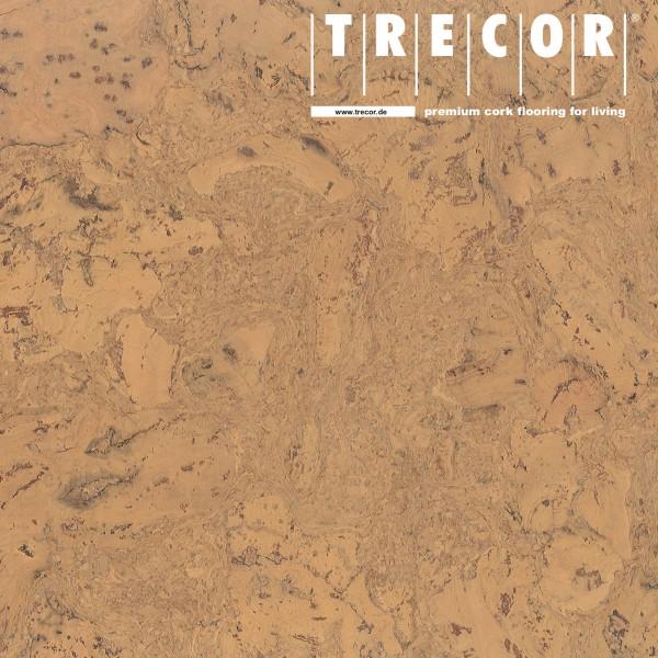 """Korkboden TRECOR® CLASSIC """"Klebekork """"FRAMENTO"""" Stärke: 4 mm, Oberfläche: ROH - Farbe: Hellgelb"""