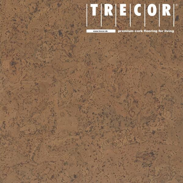 """TRECOR® Korkboden mit Klicksystem """"STILO"""" Korkfertigparkett - 10 mm Stark - Farbe: Braun"""