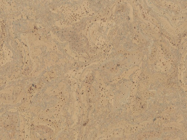 TRECOR® Korkboden mit Klicksystem STILO Korkfertigparkett - 10 mm Stark - Farbe: Zitronengelb