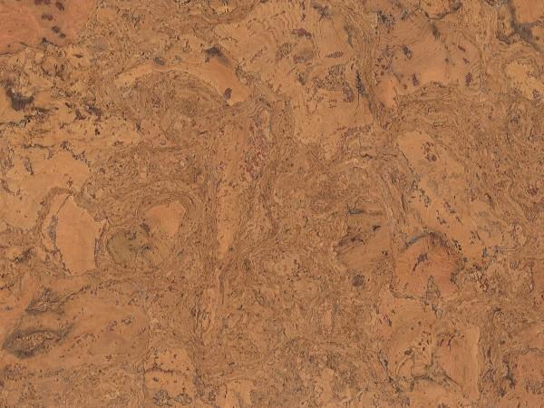 TRECOR® Korkboden mit Klicksystem VARESE Korkfertigparkett - 10,5 mm Stark - Farbe: Orange