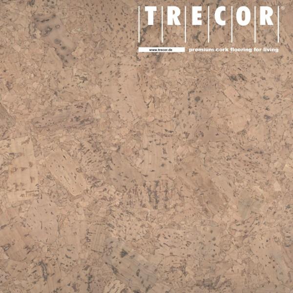 "Korkboden TRECOR® CLASSIC ""Klebekork ""FORTI"" Stärke: 4 mm, Oberfläche: ROH - Farbe: Opal"