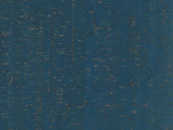 TRECOR® Korkboden mit Klicksystem MAZARA Korkfertigparkett - 10,5 mm Stark - Farbe: Violettblau