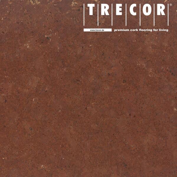 """TRECOR® Korkboden mit Klicksystem """"Lisboa"""" 10 mm Stark - Farbe: Mahagonibraun"""