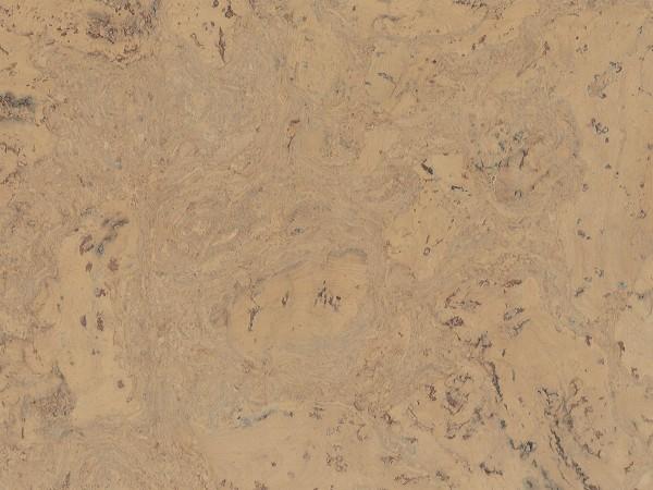 Korkboden TRECOR® CLASSIC Klebekork FRAMENTO Stärke: 4 mm, Oberfläche: ROH - Farbe: Elfenbein