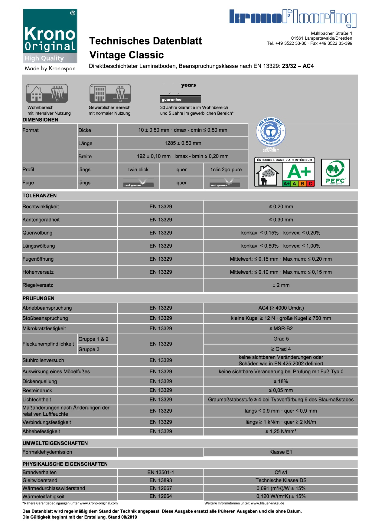 TechnischeDatenVariostopClassic