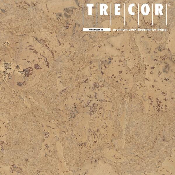 """TRECOR® Korkboden mit Klicksystem """"VARESE"""" Korkfertigparkett - 10,5 mm Stark - Farbe: Zitronengelb"""