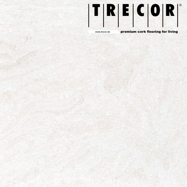 """TRECOR® Korkboden mit Klicksystem """"STILO"""" Korkfertigparkett - 10 mm Stark - Farbe: Weiß"""