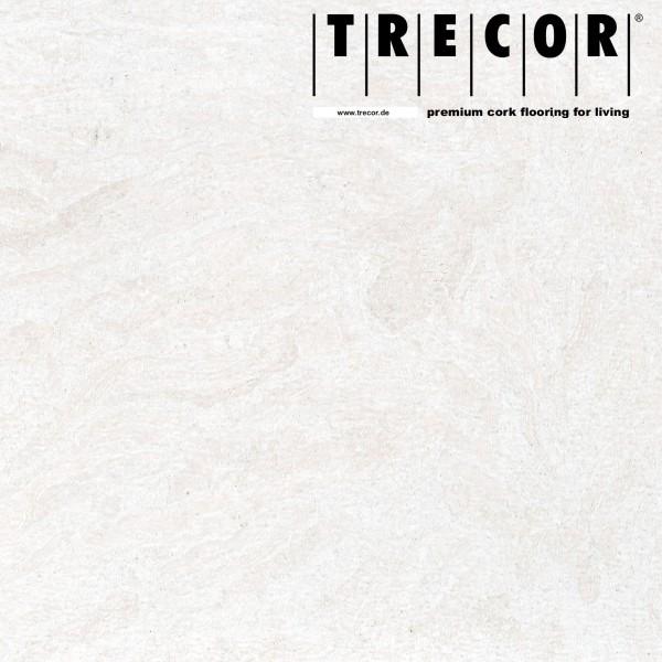 "Korkboden TRECOR® CLASSIC ""Klebekork ""STILO"" Stärke: 4 mm, Oberfläche: ROH - Farbe: Weiß"