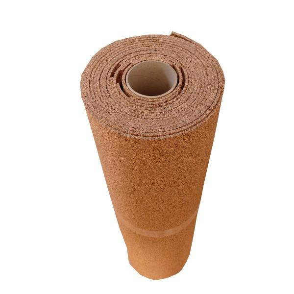 Rollenkork Kork Trittschalldämung Stärke: 6 mm, 5,5 qm Rolle - Rolle leicht beschädigt