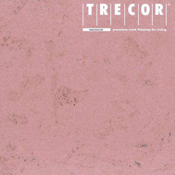 TRECOR® Korkboden mit Klicksystem MAFRA Korkfertigparkett - 10 mm Stark - Farbe: Hellrosa