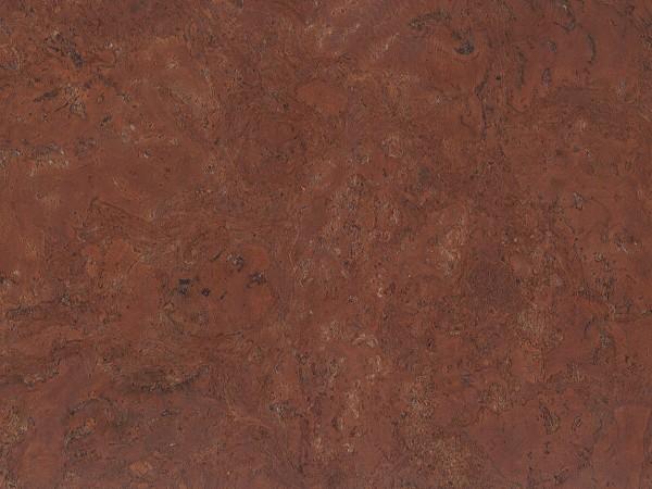 TRECOR® Korkboden mit Klicksystem VARESE Korkfertigparkett - 10,5 mm Stark - Farbe: Rotbraun