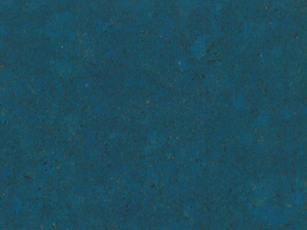 TRECOR® Korkboden mit Klicksystem Lisboa 10 mm Stark - Farbe: Signalblau