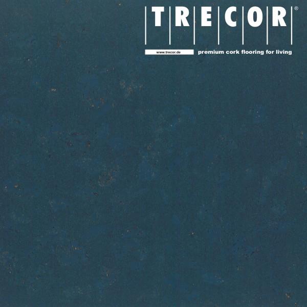 TRECOR® Korkboden mit Klicksystem MAFRA Korkfertigparkett - 10 mm Stark - Farbe: Violettblau