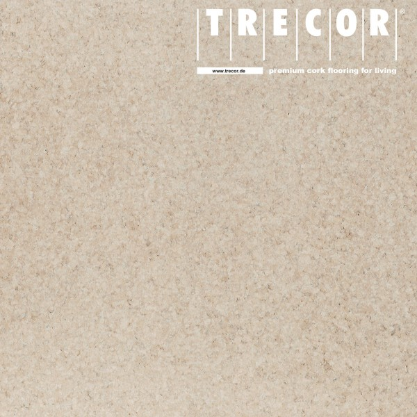 "Korkboden TRECOR® CLASSIC ""Klebekork ""PORTO"" Stärke: 4 mm, Oberfläche: ROH - Farbe: Perlweiß"
