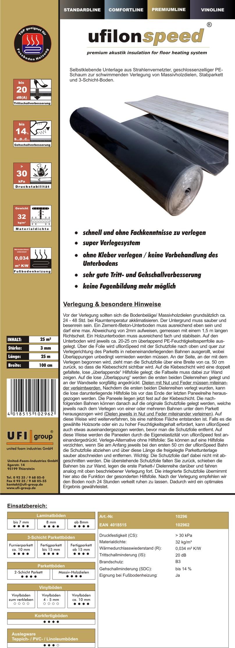 ufilonspeed-3mm-Einleger