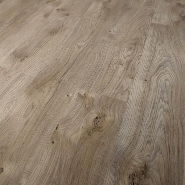TRECOR Klick Vinylboden RIGID 5.0 massiv - Landhausdiele - Trend Oak Nature - 5 mm Stark