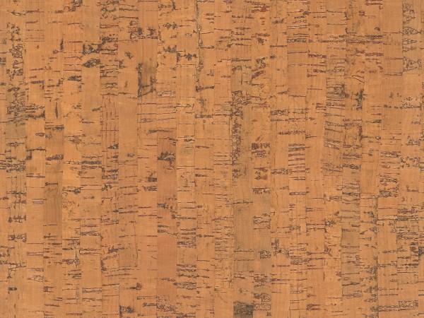 TRECOR® Korkboden mit Klicksystem MAZARA Korkfertigparkett - 10,5 mm Stark - Farbe: Orange