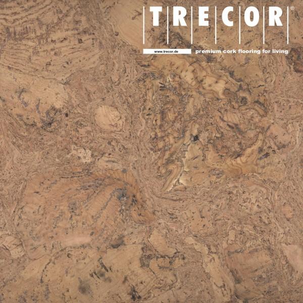 "Korkboden TRECOR® CLASSIC ""Klebekork ""VARESE"" Stärke: 4 mm, Oberfläche: ROH - Farbe: Opal"