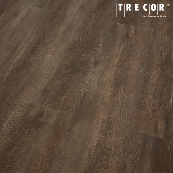 TRECOR Klick Vinylboden RIGID 5.0 Landhausdiele Räuchereiche - 5 mm Stark