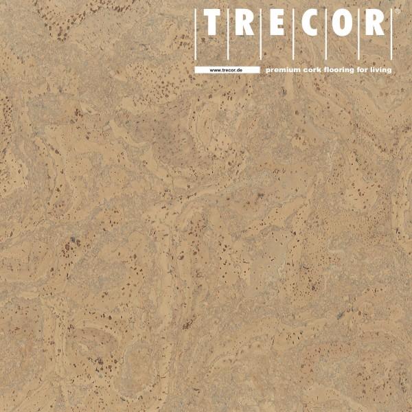 """TRECOR® Korkboden mit Klicksystem """"STILO"""" Korkfertigparkett - 10 mm Stark - Farbe: Zitronengelb"""