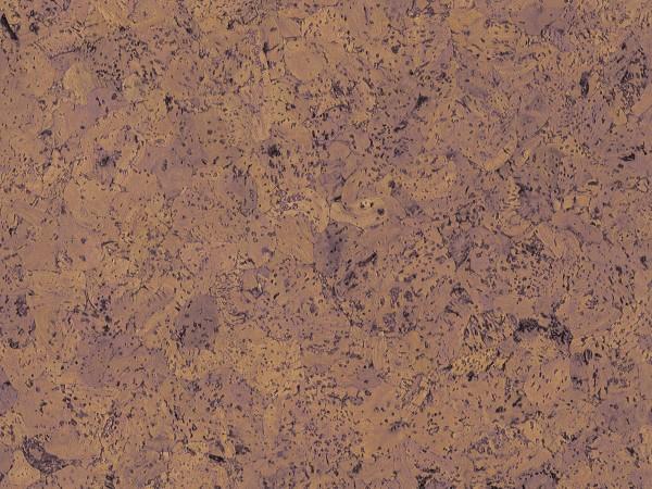 TRECOR® Korkboden mit Klicksystem EVORA Korkfertigparkett - 10,5 mm Stark - Farbe: Braunrot
