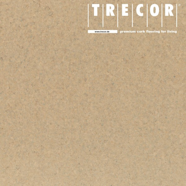 "Korkboden TRECOR® CLASSIC ""Klebekork ""PORTO"" Stärke: 4 mm, Oberfläche: ROH - Farbe: Zitronengelb"