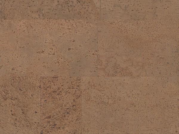 Korkboden TRECOR® CLASSIC Klebekork MERIDA Stärke: 4 mm, Oberfläche: ROH - Farbe: Hellgrau