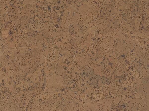 Korkboden TRECOR® CLASSIC Klebekork STILO Stärke: 4 mm, Oberfläche: ROH - Farbe: Braun