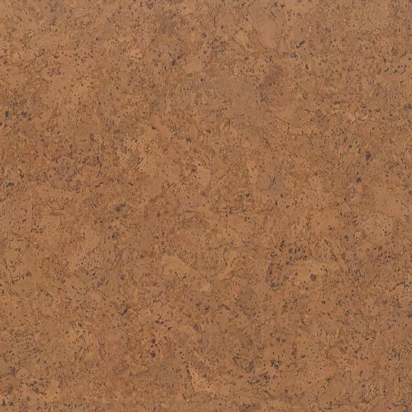 "TRECOR® Korkboden mit Klicksystem ""Lisboa"" 10 mm Stark - Farbe: Orange"