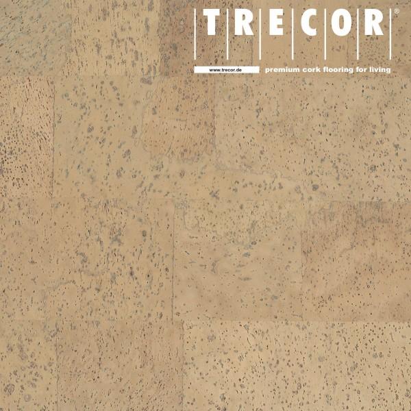 "Korkboden TRECOR® CLASSIC ""Klebekork ""MERIDA"" Stärke: 4 mm, Oberfläche: ROH - Farbe: Zitronengelb"