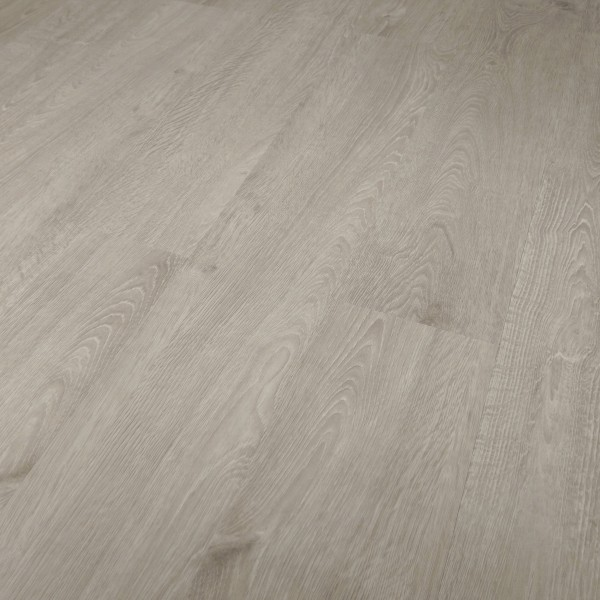 TRECOR Klick Vinylboden RIGID 5.0 massiv - Landhausdiele - Trend Oak grey - 5 mm Stark