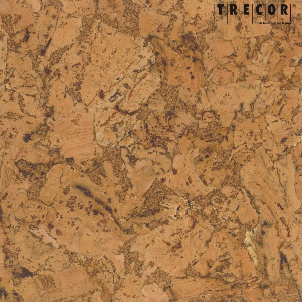 "TRECOR® Korkboden mit Klicksystem ""Castello"" 10 mm Stark - Farbe: Natur"