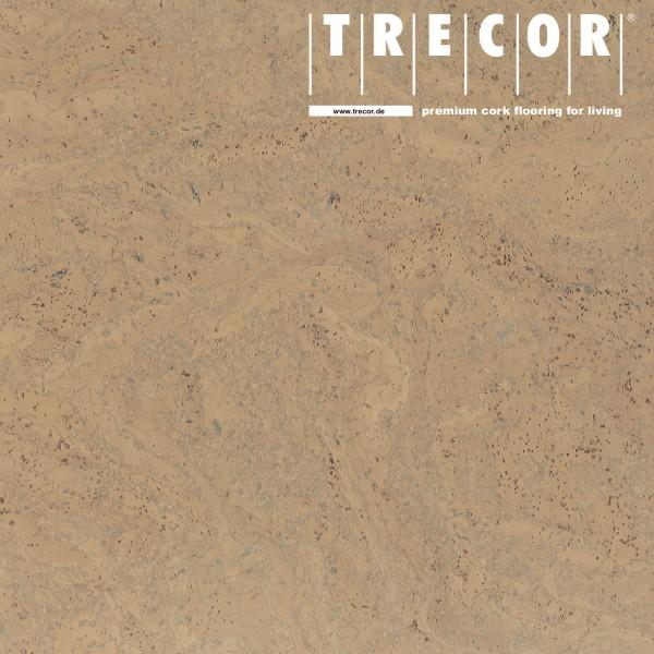 """Korkboden TRECOR® CLASSIC """"Klebekork """"STILO"""" Stärke: 4 mm, Oberfläche: ROH - Farbe: Elfenbein"""