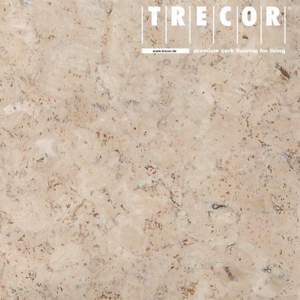 """TRECOR® Korkboden mit Klicksystem """"EVORA"""" Korkfertigparkett - 10,5 mm Stark - Farbe: Perlweis"""