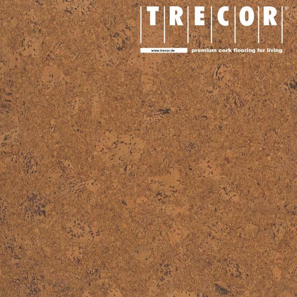 TRECOR® Korkboden mit Klicksystem MAFRA Korkfertigparkett - 10 mm Stark - Farbe: Orange