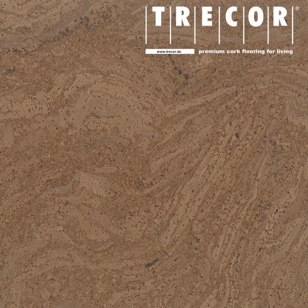 """TRECOR® Korkboden mit Klicksystem """"STILO"""" Korkfertigparkett - 10 mm Stark - Farbe: Hellgrau"""