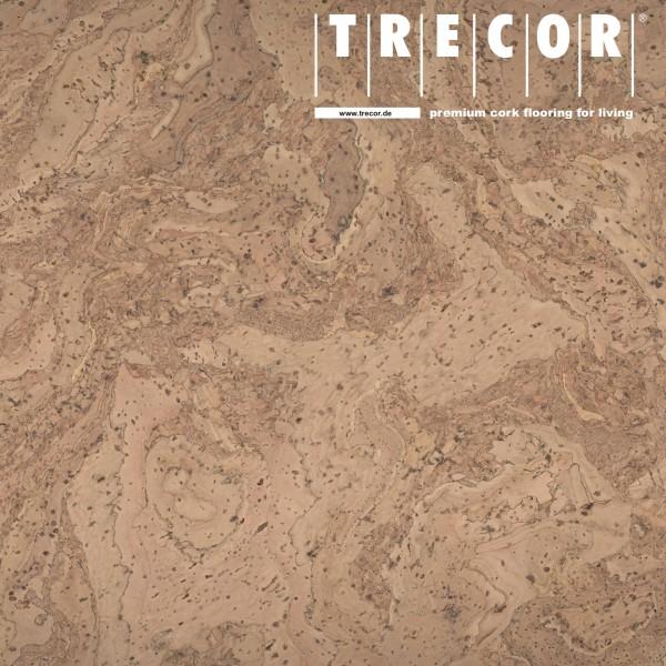 """TRECOR® Korkboden mit Klicksystem """"STILO"""" Korkfertigparkett - 10 mm Stark - Farbe: Opal"""