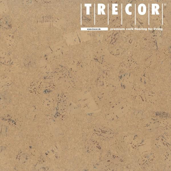 "TRECOR® Korkboden mit Klicksystem ""FORTI"" Korkfertigparkett - 10,5 mm Stark - Farbe: Elfenbein"