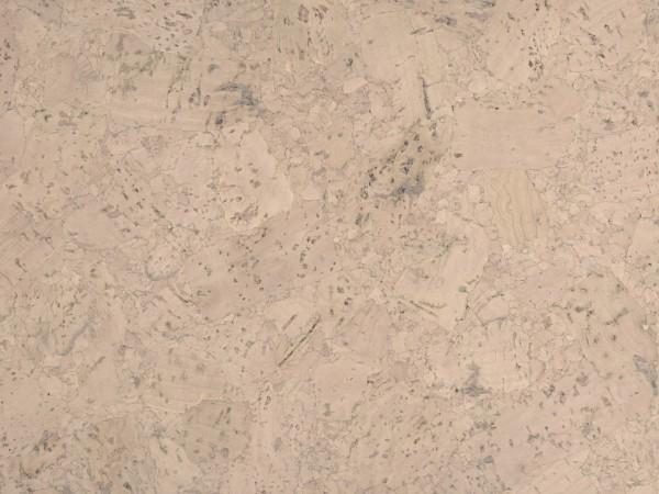 Korkboden TRECOR® CLASSIC Klebekork FORTI Stärke: 4 mm, Oberfläche: ROH - Farbe: Creme