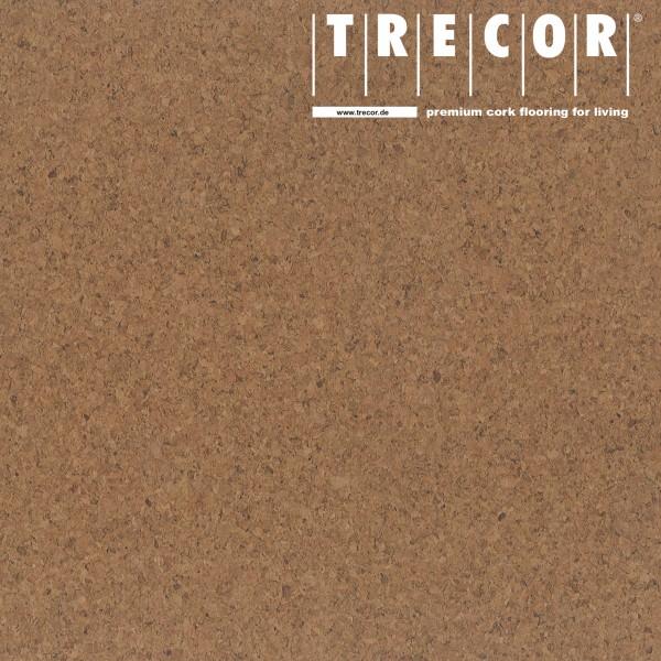 "Korkboden TRECOR® CLASSIC ""Klebekork ""PORTO"" Stärke: 4 mm, Oberfläche: ROH - Farbe: Braun"