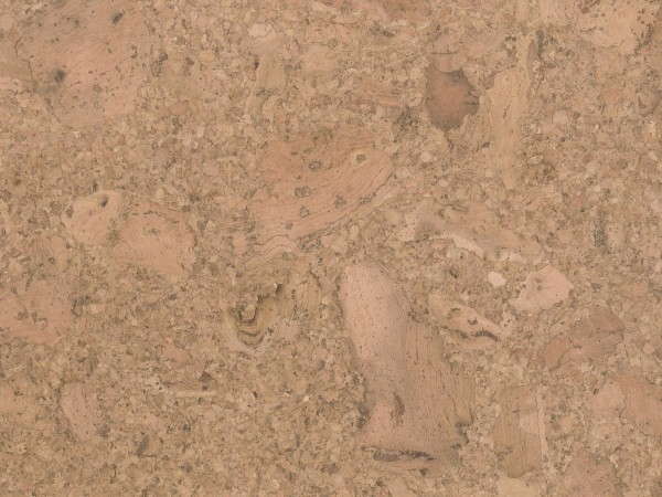 Korkboden TRECOR® CLASSIC Klebekork FRAMENTO Stärke: 4 mm, Oberfläche: ROH - Farbe: Natur