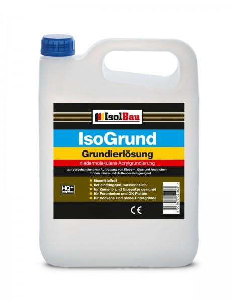Tiefengrund, Isogrund 5 Liter Grundierung, Acrylgrundierung - PREMIUM QUALITAT -